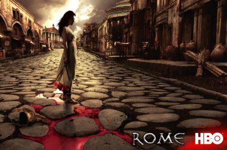 Roma: Série da BBC e HBO (2005 a 2007)