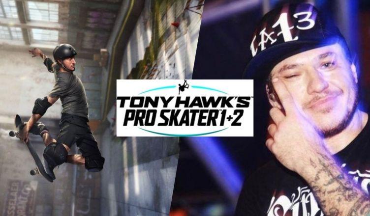 Meu, tu não sabe o que que aconteceu! Os caras do Charlie Brown invadiram TONY HAWK PRO SKATER!