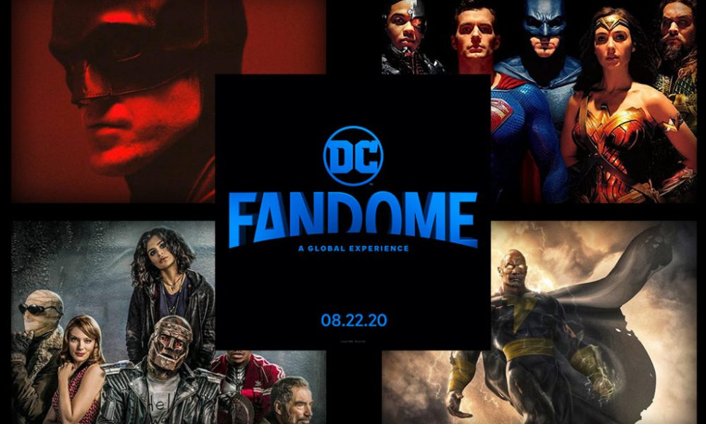 DC FanDome: Quando a DC Comics virou o Jogo.
