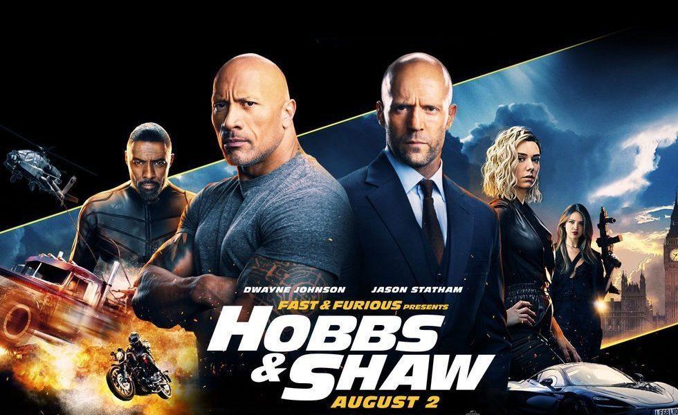 Velozes & Furiosos: Hobbs & Shaw (2019)