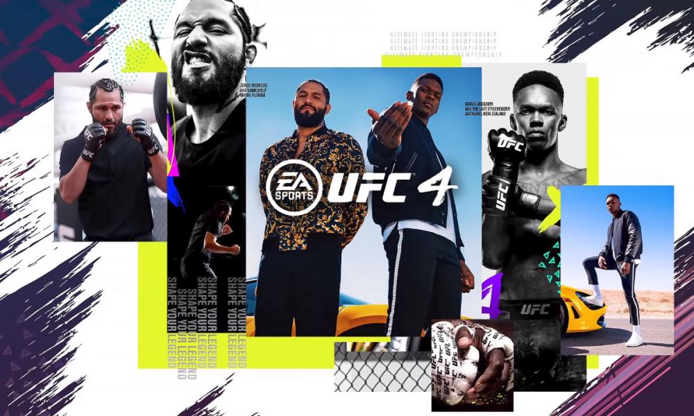 EA Sports UFC 4: revelado detalhes do modo carreira em novo trailer