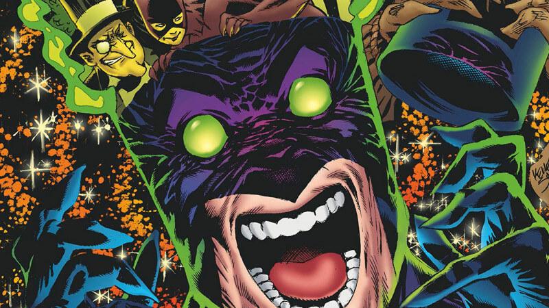 Panini lança Batman: Reis do Medo