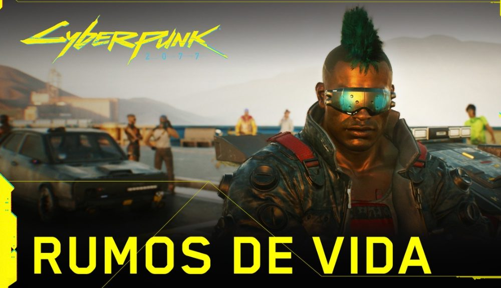 Cyberpunk 2077: Novos vídeos apresentam os 'rumos de vida' do jogador