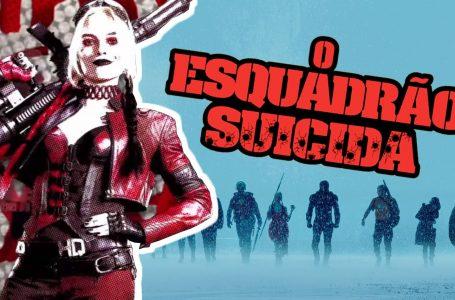Esquadrão Suicida de James Gunn no DC FanDome: O que vem de novo.