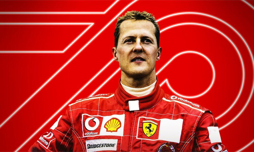 F1 2020 Apoia a 'Keep Fighting Foundation' em homenagem a Michael Schumacher…