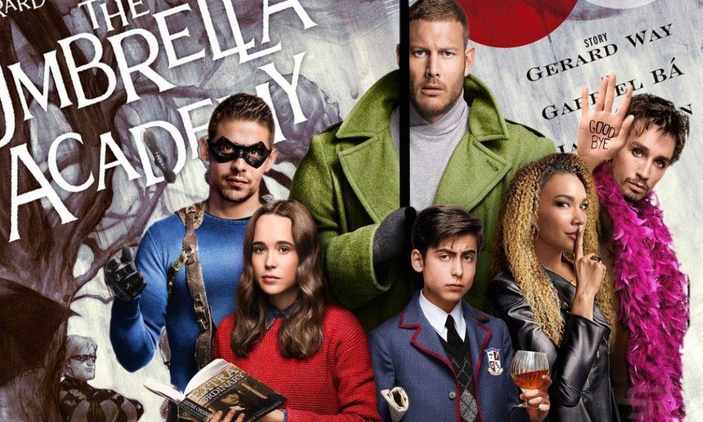 The Umbrella Academy: Segunda Temporada (2020)