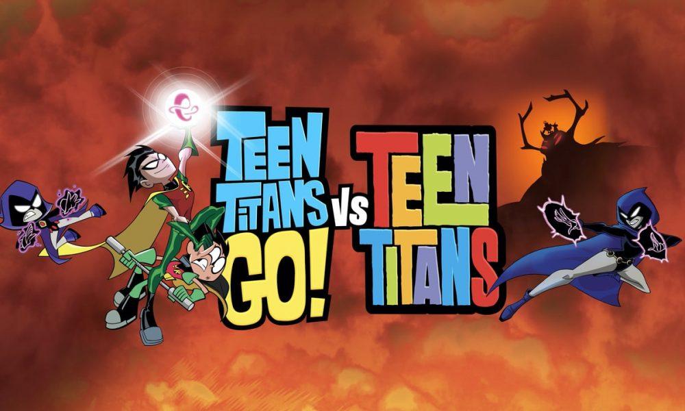 Teen Titans Go! vs. Teen Titans: Os Jovens Titãs (2019)