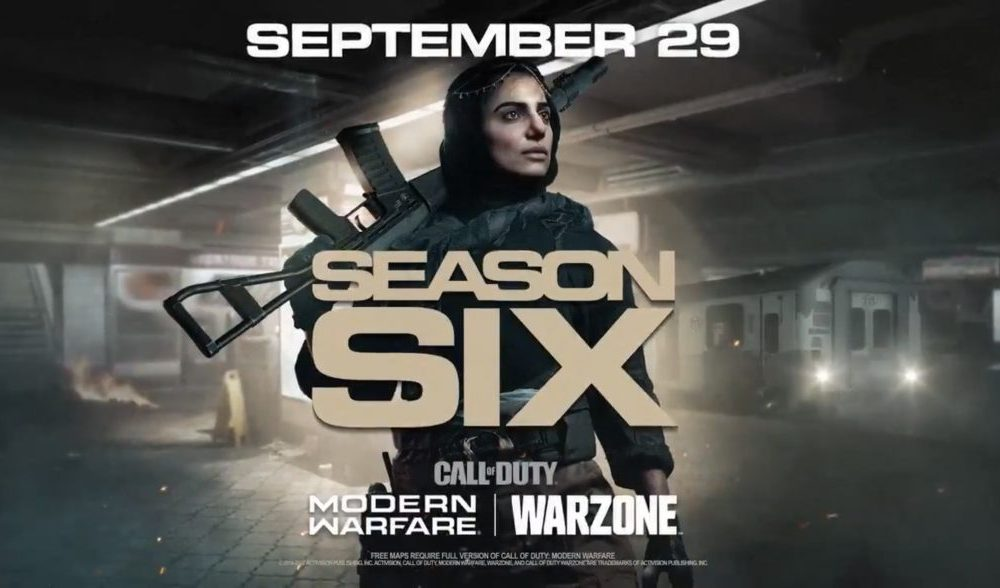 A heroína da campanha de Modern Warfare, Farah, e o veterano da série, Nikolai, chegam no Passe de Batalha da Temporada Seis