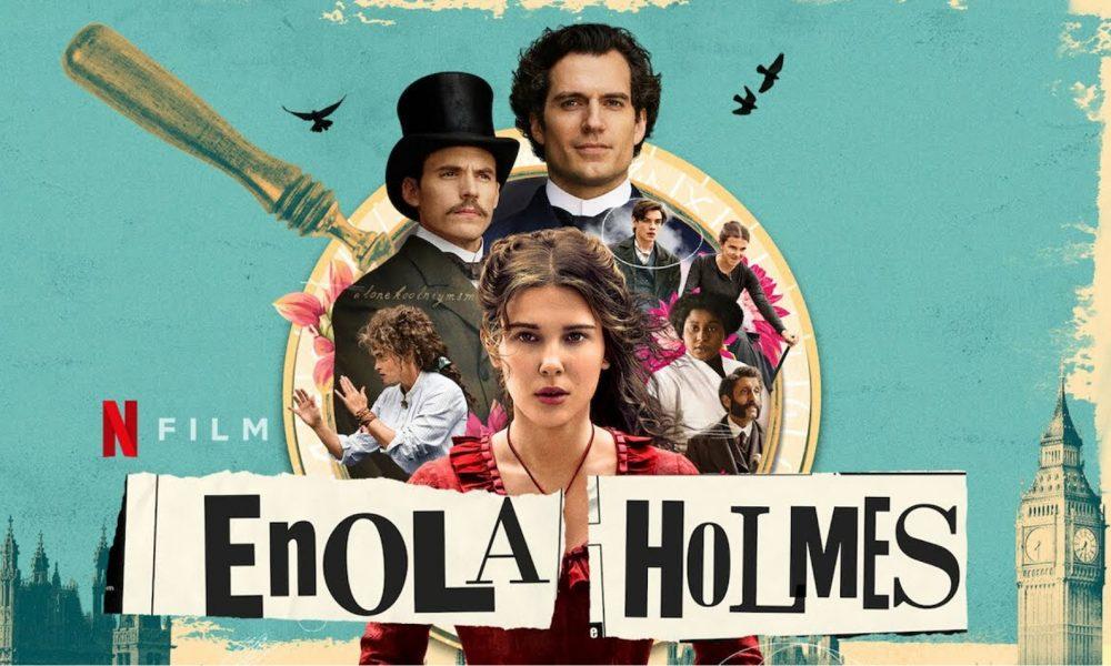 Enola Holmes: Estrelado por Millie Bobby Brown e Henry Cavill ganha trailer