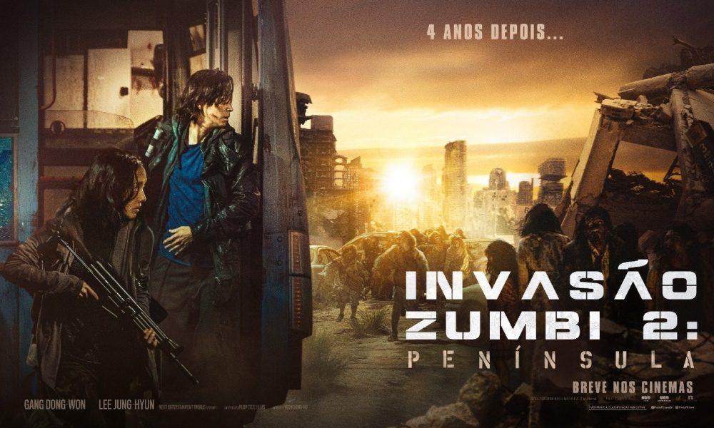 Invasão Zumbi 2: Península (Trem para Busan 2020)