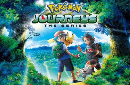 Pokémon Jornadas: A Série chega ao Cartoon Network em outubro