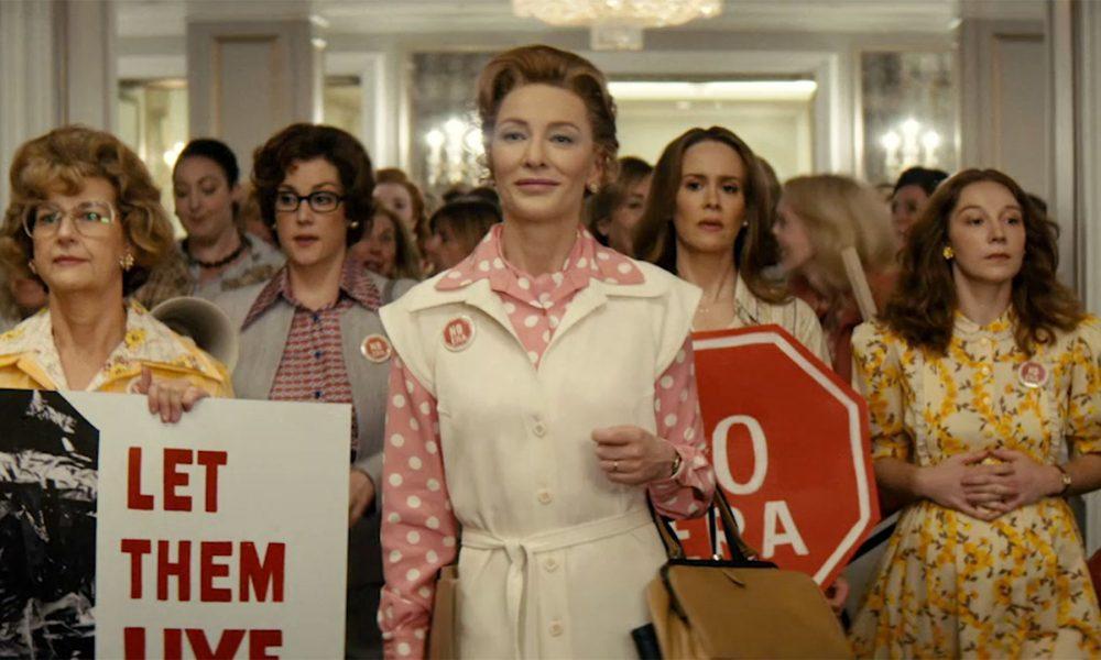 Minissérie 'Mrs. América' com Cate Blanchett, ganha data de estreia na Fox Premium.