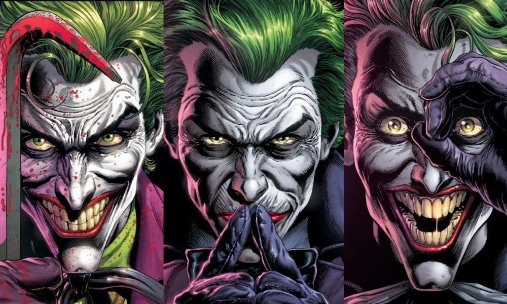 Batman: Quem são os Três Coringas da DC Comics ?