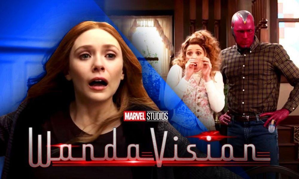WandaVision: A História de Wanda Maximoff – A Feiticeira Escarlate (Marvel, Fox e Disney).