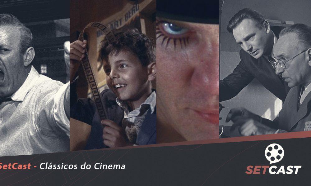SetCast 243 – Clássicos do cinema