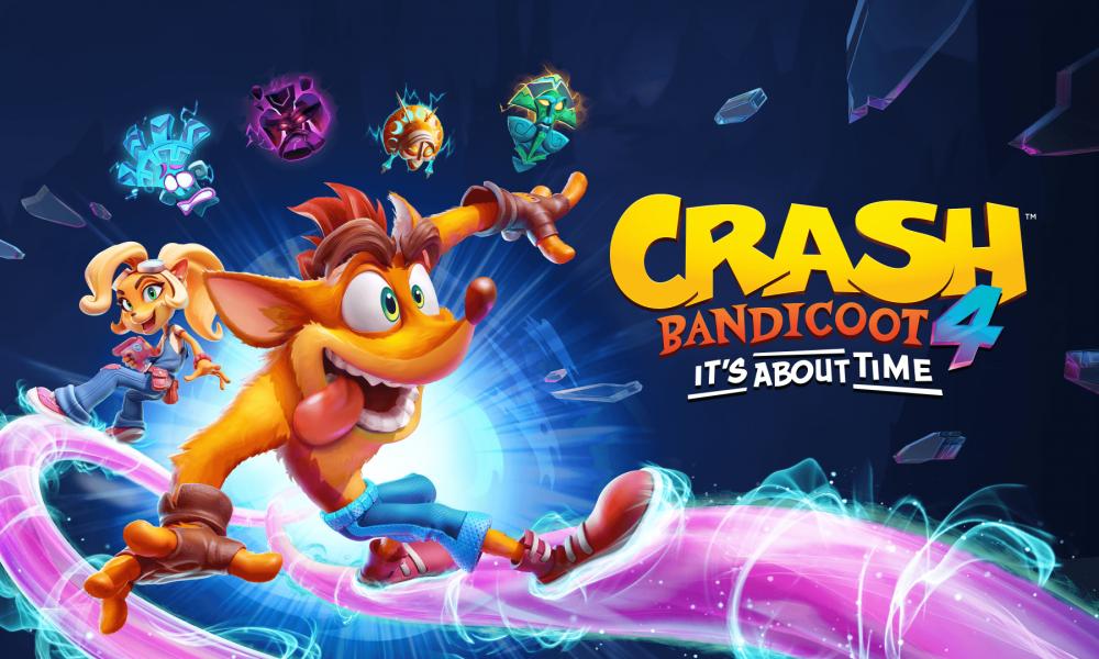 Crash Bandicoot 4: It's About Tim – Se aventura no mundo do hip hop e solta a rima com Quavo