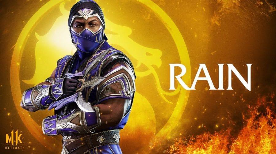 Mortal Kombat 11: Ultimate mostra retorno do semideus Rain