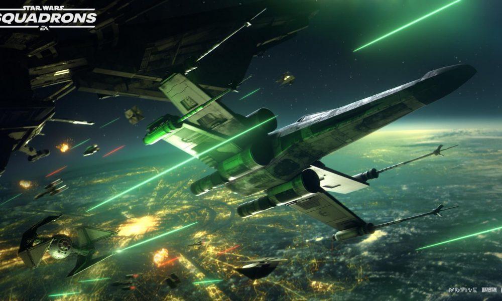 Star Wars Squadrons: Jogo é lançado para PS4, Xbox One e PC