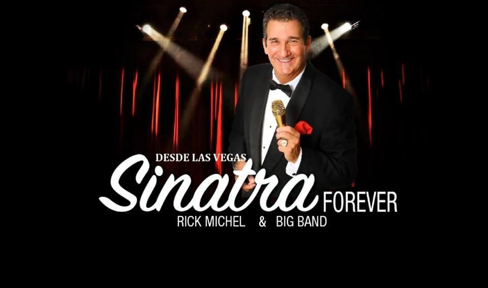 Sinatra Forever – A maior homenagem a Sinatra de todos os tempos no Tom Brasil