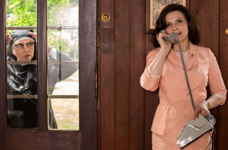 Juliette Binoche participa do Festival Varilux com 'A Boa  Esposa'