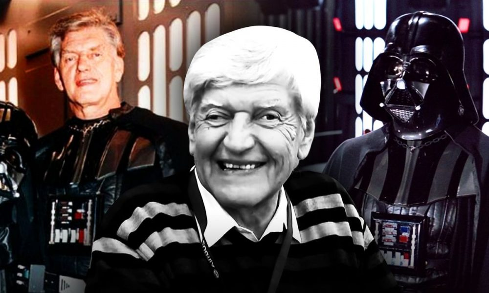 Nosso Adeus a David Prowse (Darth Vader – 1935 a 2020)