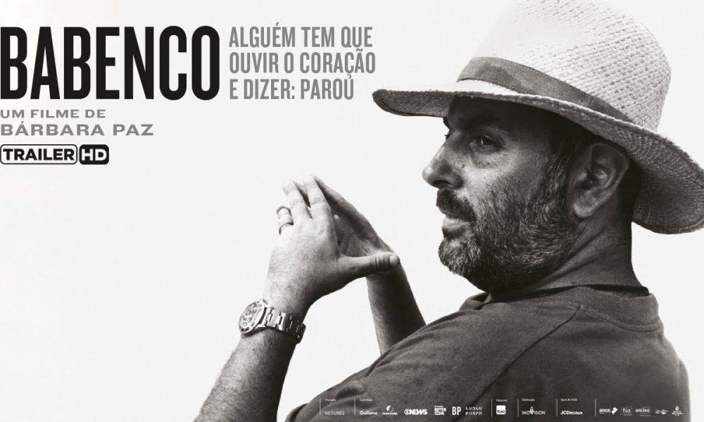 """""""BABENCO"""", de Bárbara Paz, é o indicado do Brasil ao Oscar"""