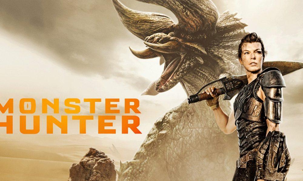 """""""Monster Hunter"""" ganha nova data de estreia na América Latina"""