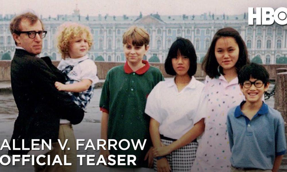 Allen v. Farrow: HBO apresenta o trailer da série documental sobre acusação de abuso contra Woody Allen