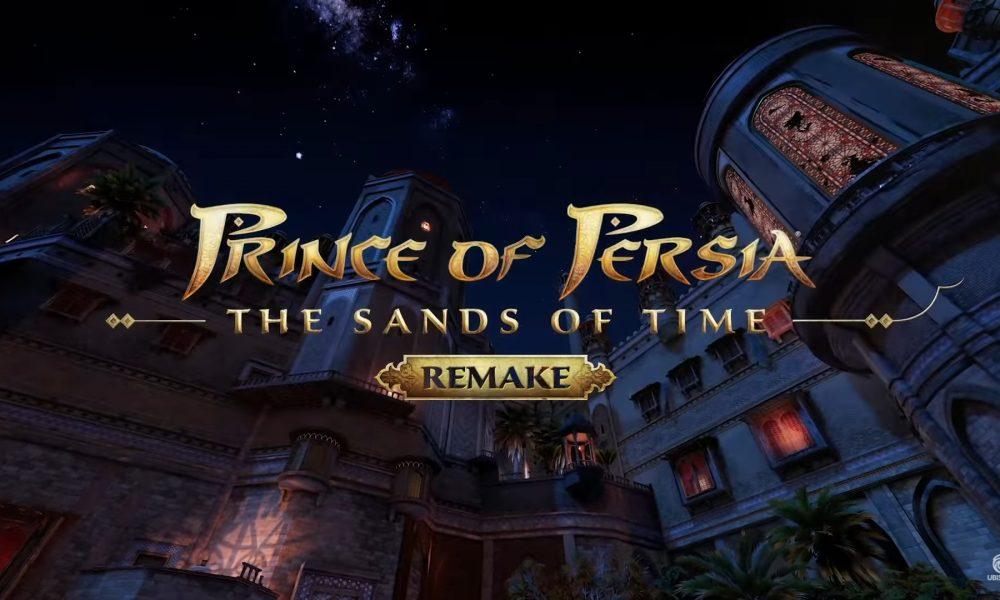 Prince of Persia: The Sands of Time Remake – Data de lançamento é alterada.