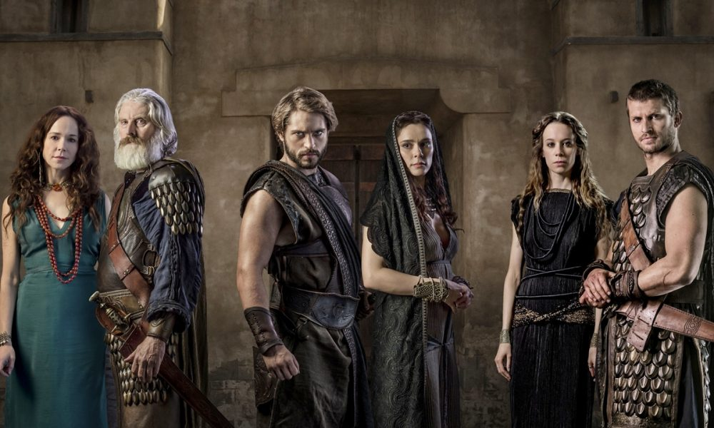 Troy: Fall of a City – Troia: A Queda de uma Cidade (Crítica 1a Temporada).