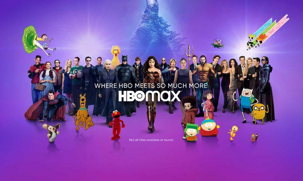 HBO Max será lançada no Brasil em junho de 2021