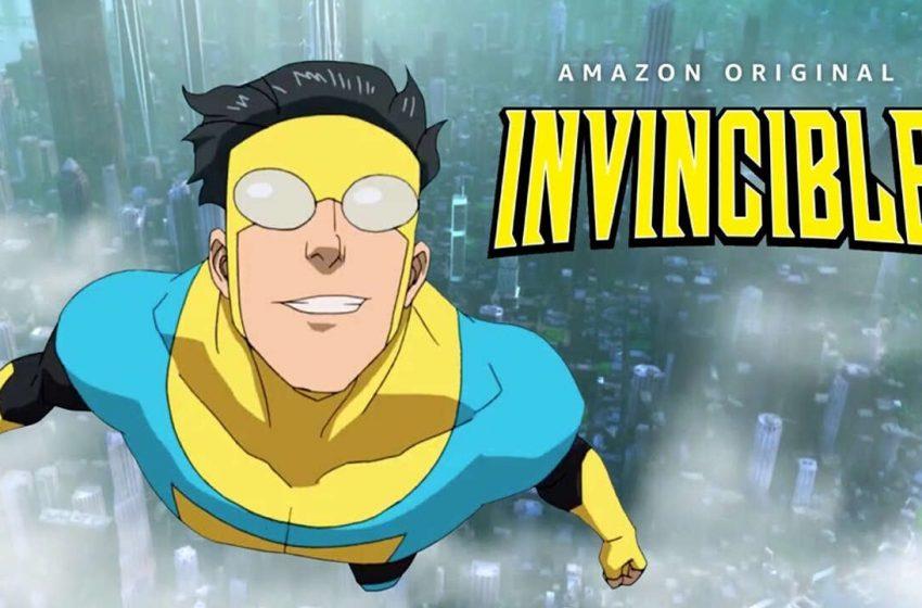 Invencível: Animação 2021 (Primeiras Impressões)