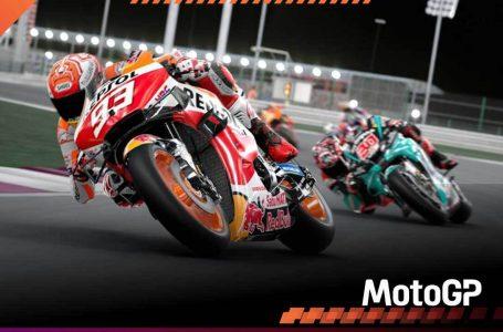MotoGP 21 Está se Aquecendo na Linha de Partida…