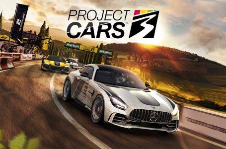 """Project CARS 3: """"Power Pack"""", o Terceiro Pacote de DLC, já está disponível"""