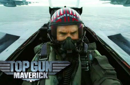 Paramount Pictures anuncia nova data de 'Top Gun: Maverick' no Brasil