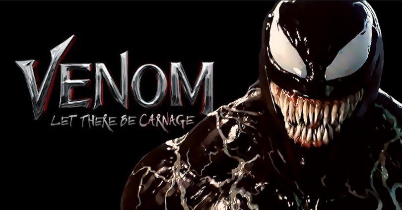 """""""Venom – Tempo de Carnificina"""" ganha nova data de estreia nos cinemas"""