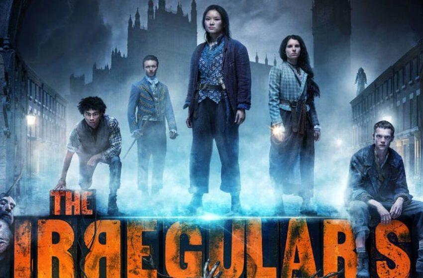 Irregulars – Os Irregulares de Baker Street: Primeira Temporada (2021)