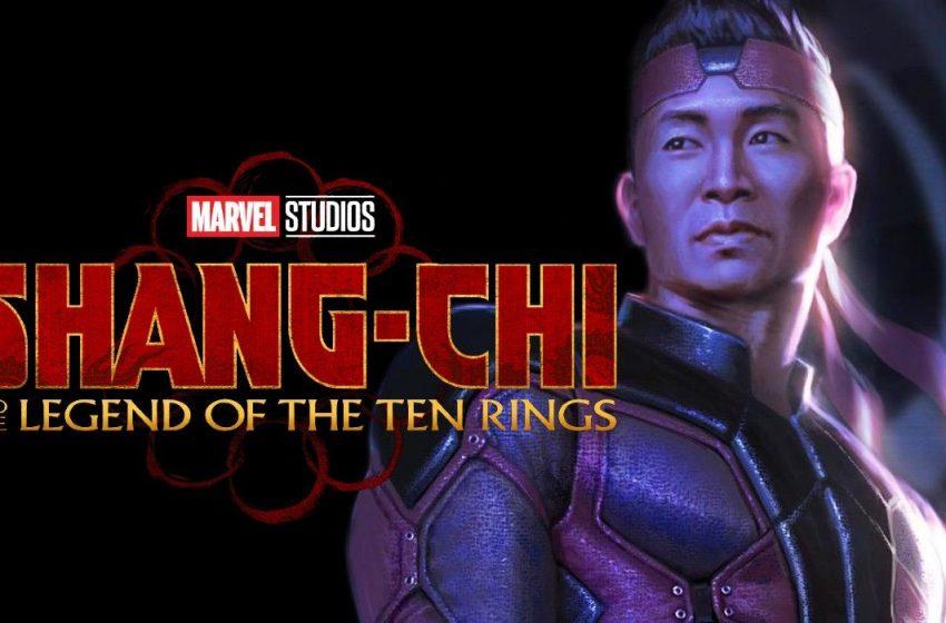 Shang-Chi: O Mestre do King Fu da Marvel Comics.