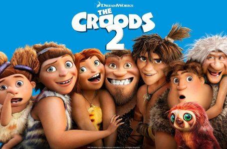 Crítica: Os Croods 2: Uma Nova Era (2020).
