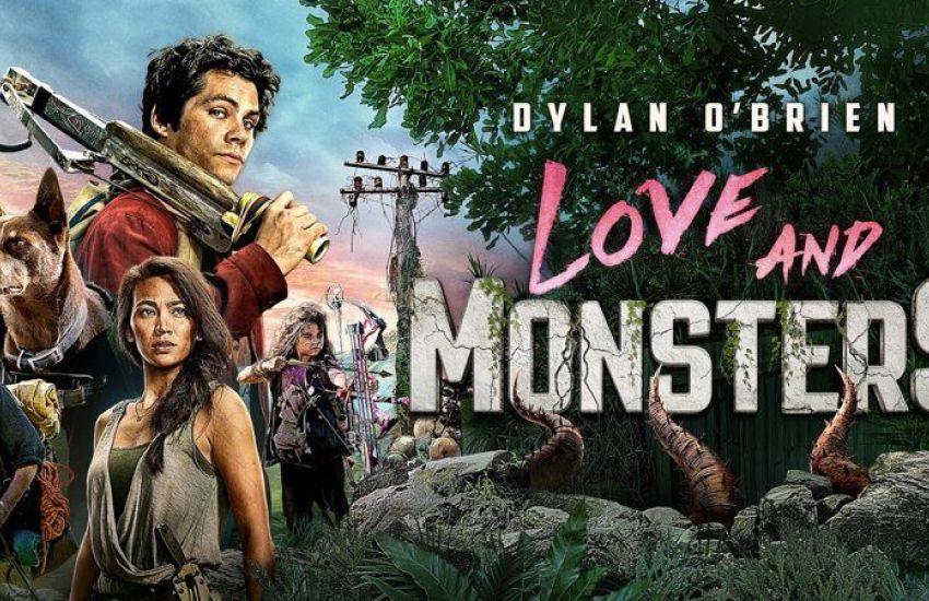 Love and Monsters: Amor e Monstros – Problemas Monstruosos (2020).