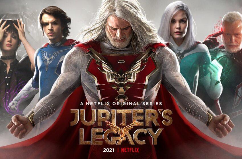 Jupiter's Legacy: O Legado de Júpiter das HQs a 1ª Temporada