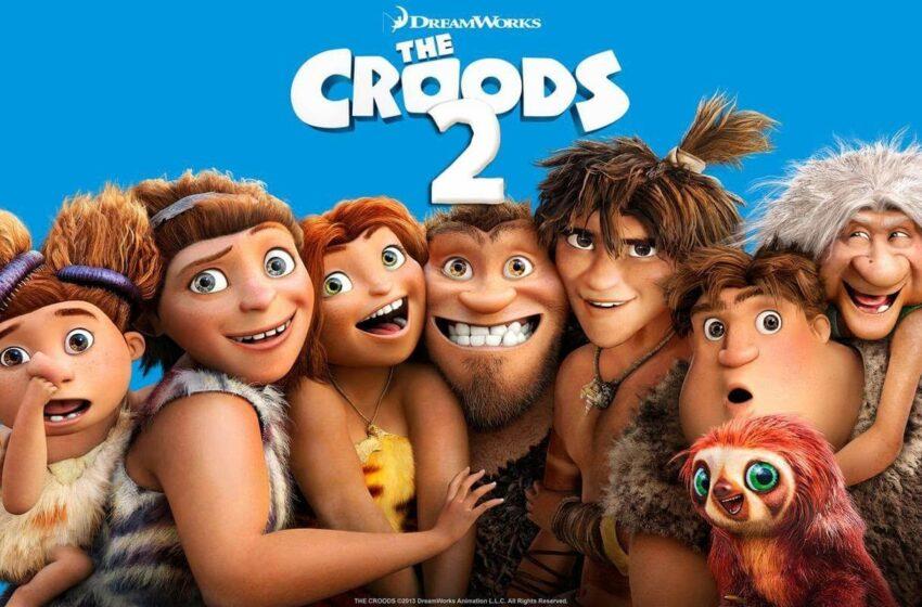 Crítica: Os Croods 2 – Uma Nova Era
