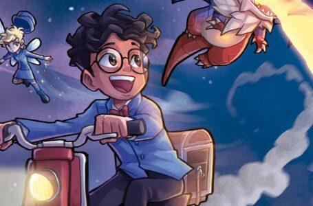 """Delivery de Dragão – """"O Serviço de Entregas Monstruosas"""""""
