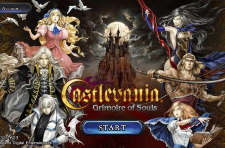 A Konami anuncia que Castlevania: Grimoire of Souls chega em breve ao Apple Arcade