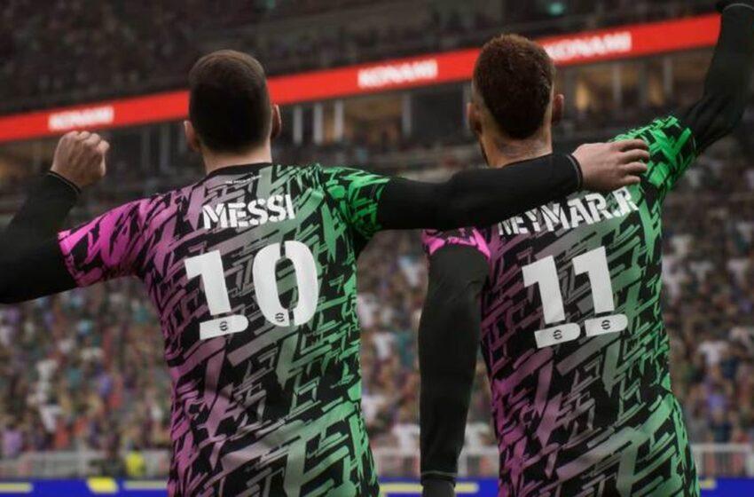 Konami na Gamescon 2021: Revelados novos detalhes do eFootball
