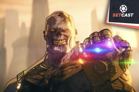 SetCast 293 – What If…?, Dr. Estranho biruta, Zumbis, Killmonger f0d4 e Thor mimado