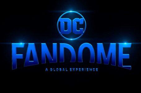 DC Fandome!: Anuncia atrações do DC FanDome 2021