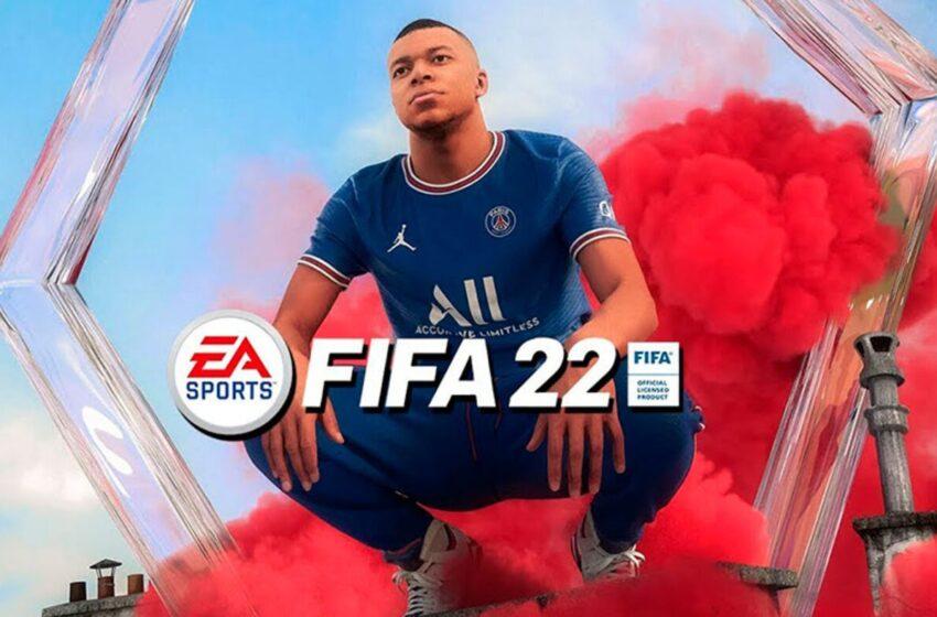 EA anuncia o trailer oficial de jogabilidade de FIFA 22