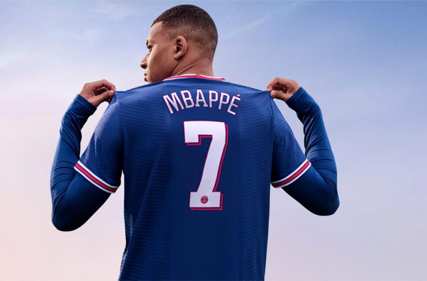EA revela Kylian Mbappé como capa do Fifa 22