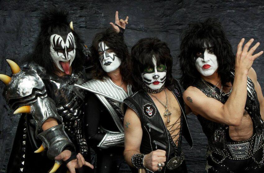Show do Kiss em Porto Alegre será realizado na Arena do Grêmio
